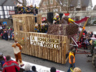 Rosenmontagszug in Much 2013
