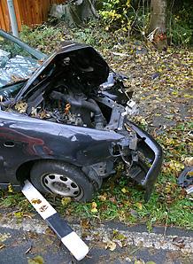 Unfall B192 Heute